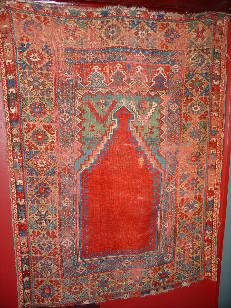 Mujur Prayer Rug