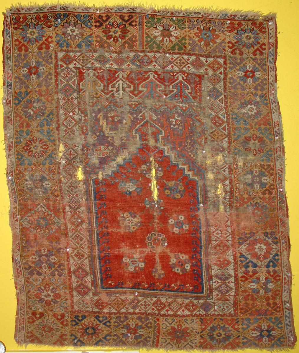 06 Mudjur Prayer Rug SEfirot