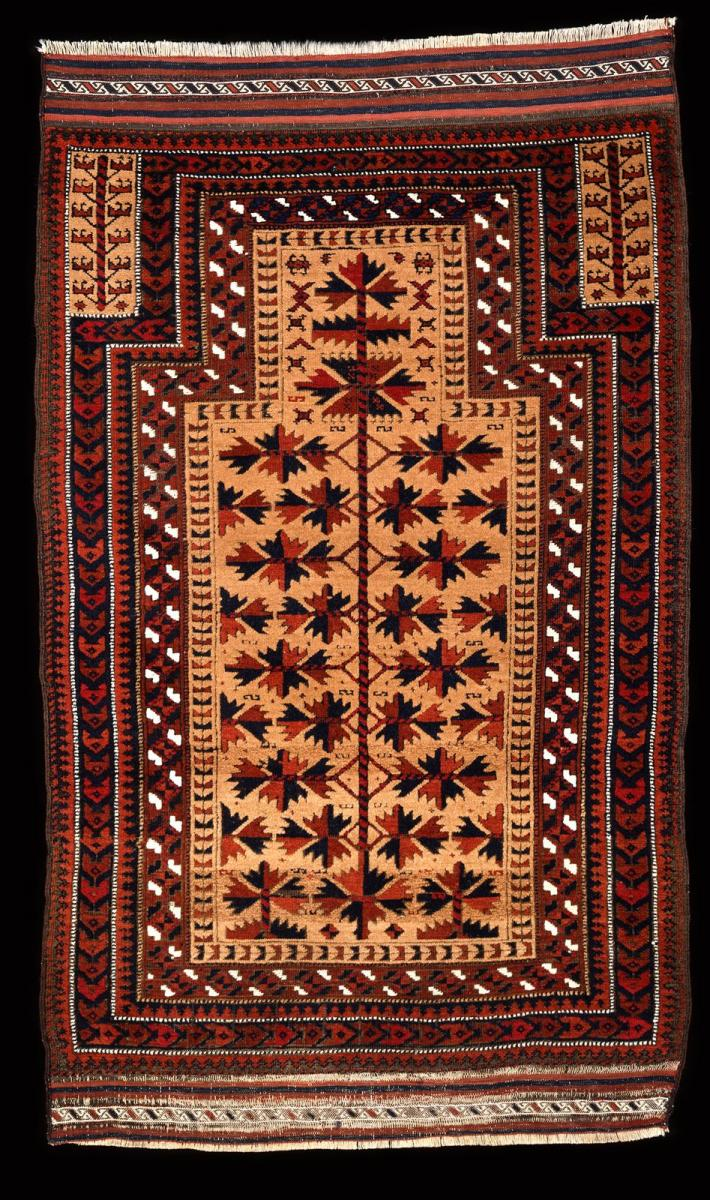 baluch rugs in the indianapolis museum of art | rugrabbit