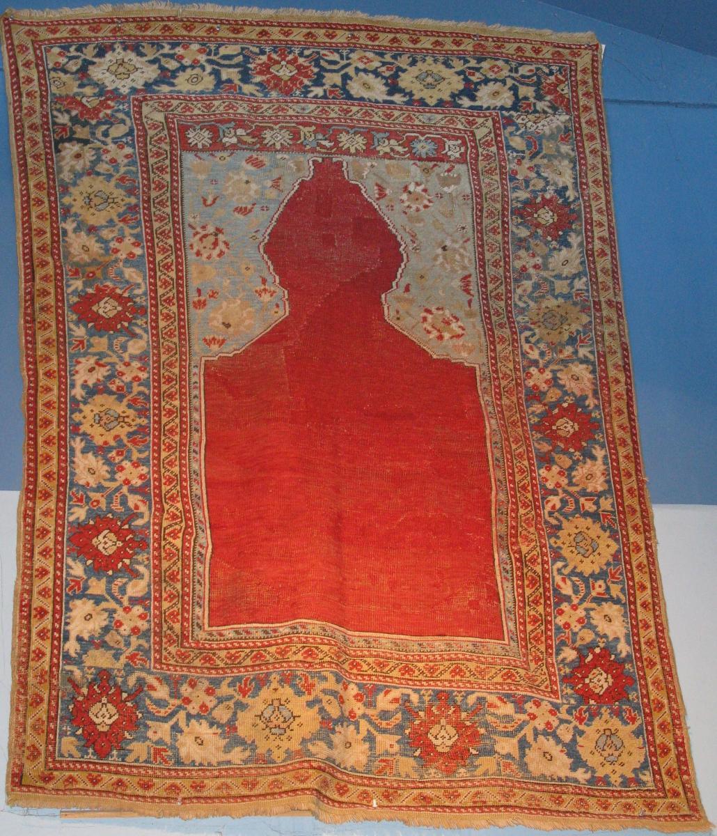 Transylvanian Prayer Rug Kula Melas