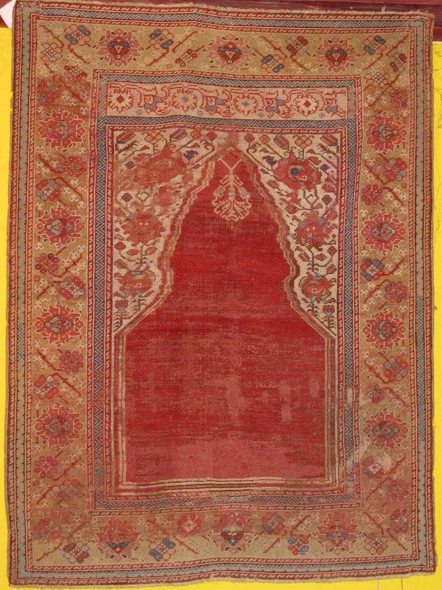Transylvania Prayer Rug Melas