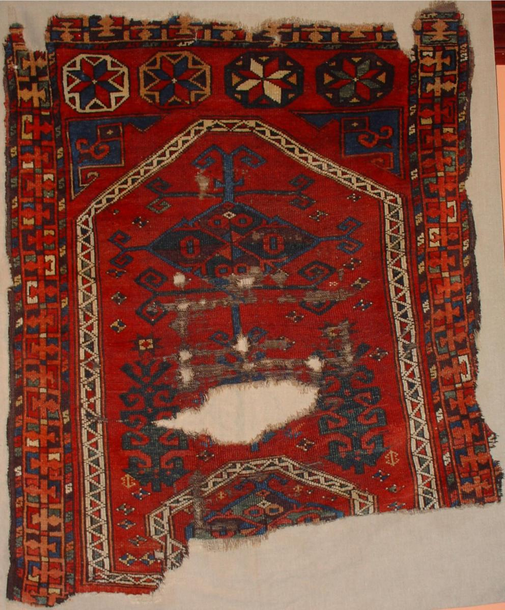 Turkish Prayer Rug