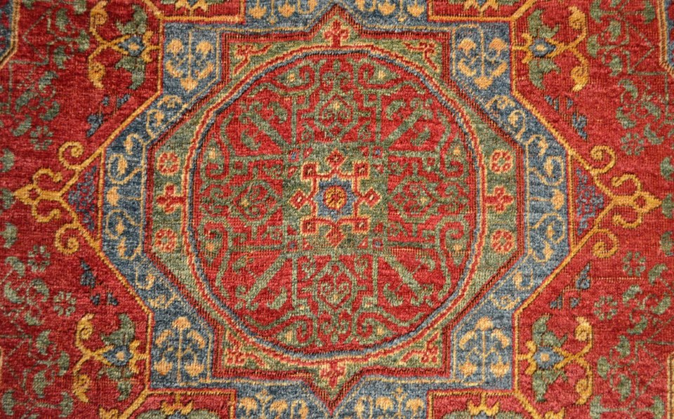 Mamluk Carpet Berlin