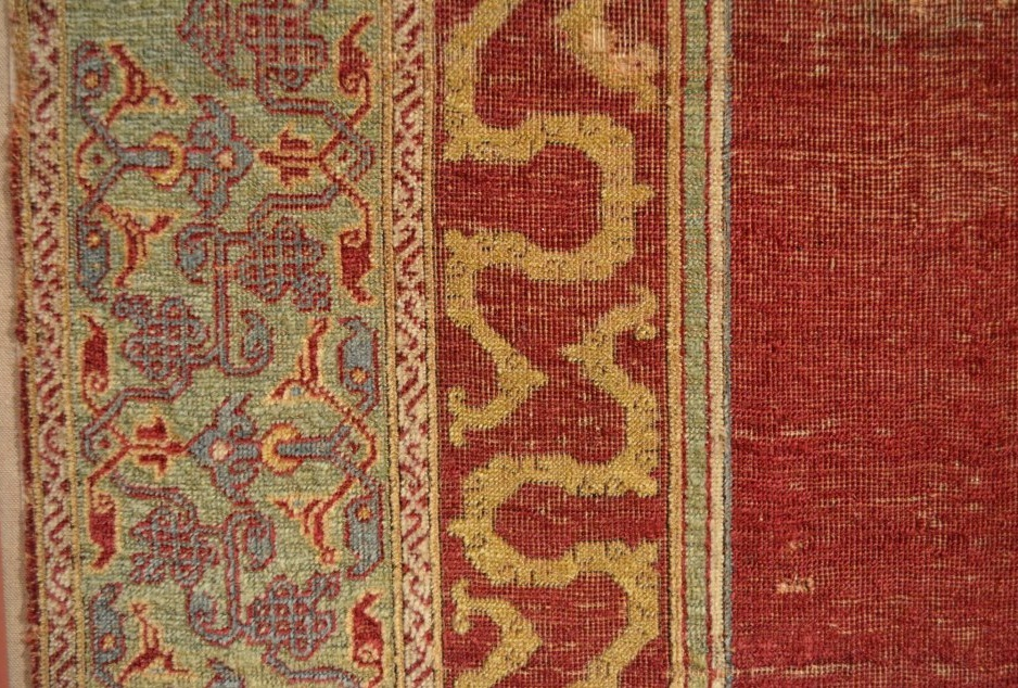 Mamluk Prayer Rug Berlin