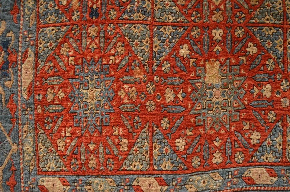 Mamluk Damascus Carpet
