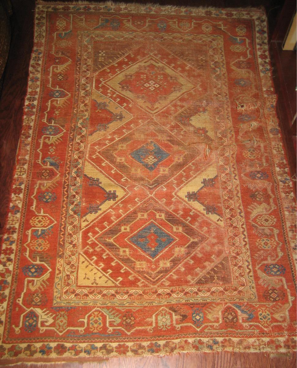 Melas rug 18th century