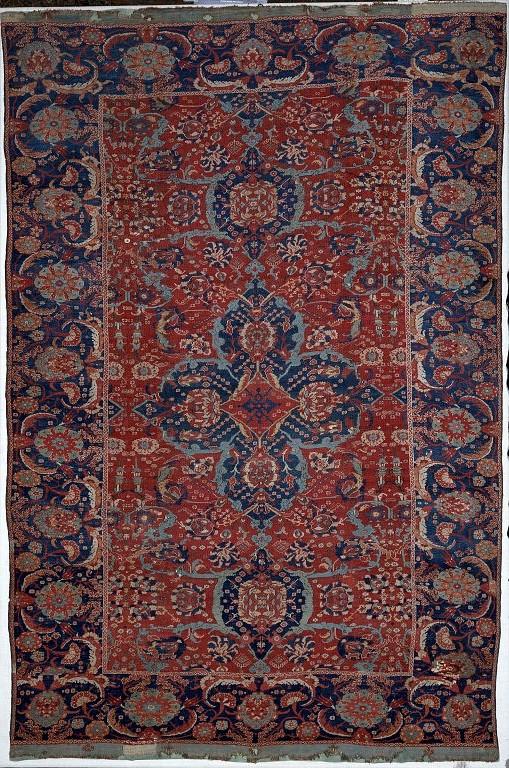 Ushak / Smyrna Carpet