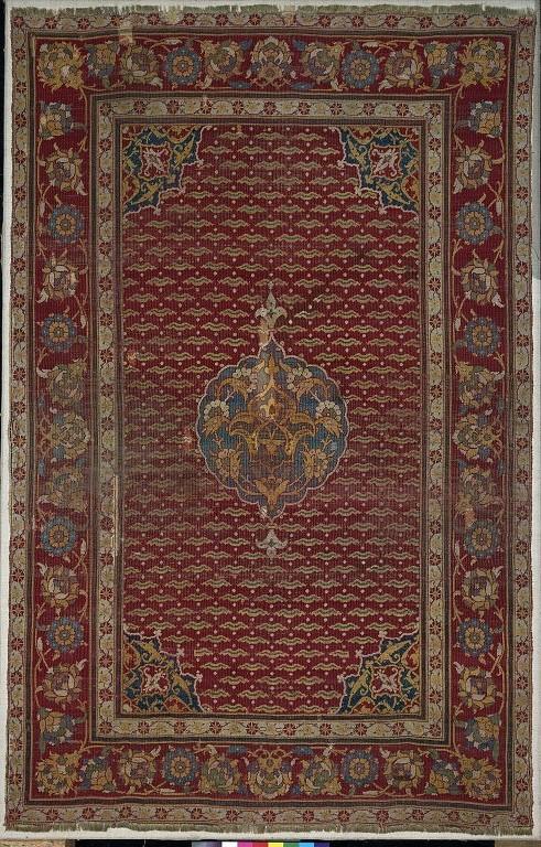 Ottoman Egyptian carpet