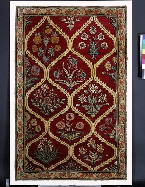 Classical Carpets In The Victoria And Albert Museum, London