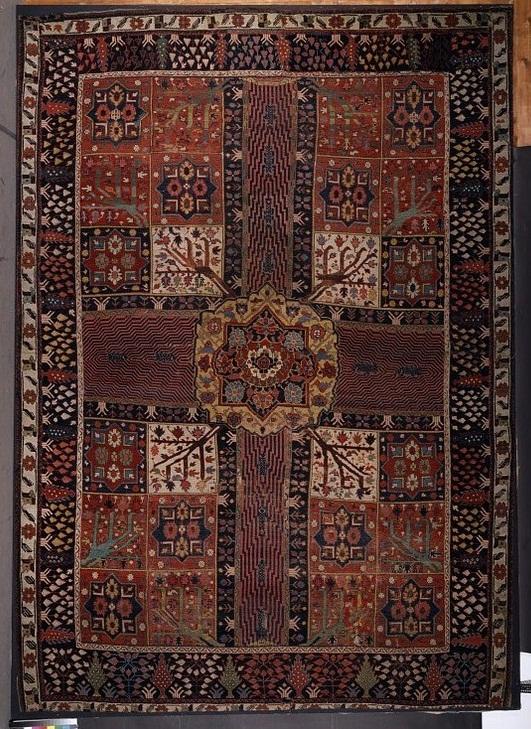 Northwest Persian Garden Carpet
