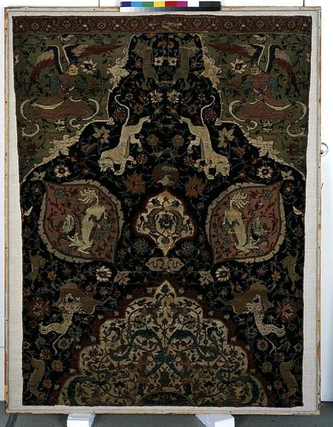Safavid Carpet fragment