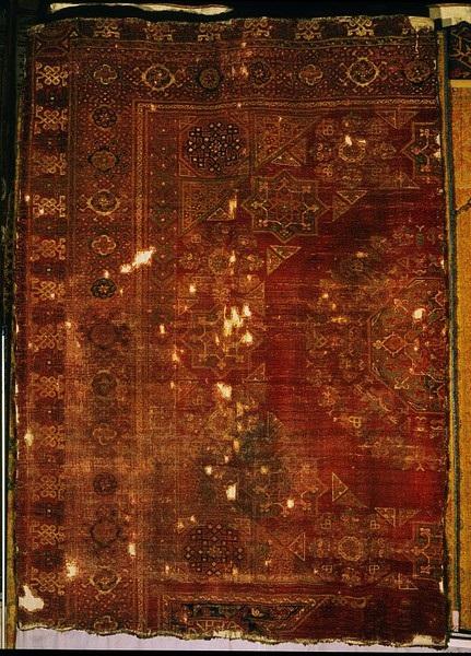 Mamluk Carpet fragment