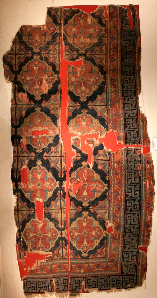 so-called proto-Holbein carpet