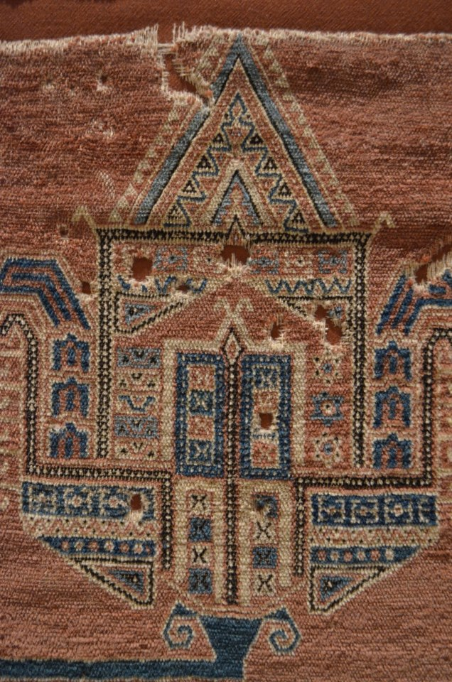 Spanish ' Synagogue ' Carpet
