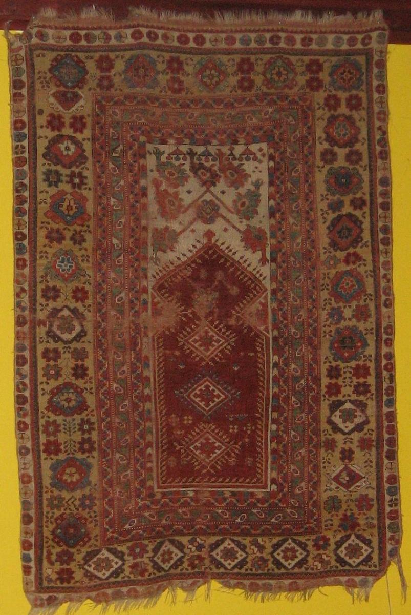 Milas Prayer Rug