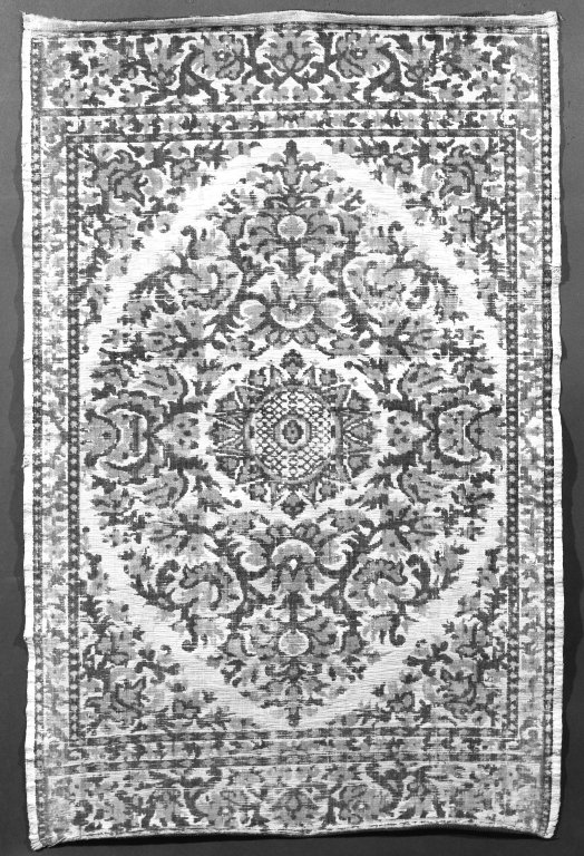 Ottoman velvet yastik