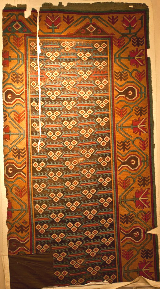 Karapinar carpet chintamani