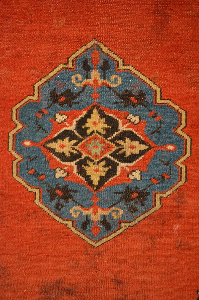 Bellini Prayer Rug Berlin