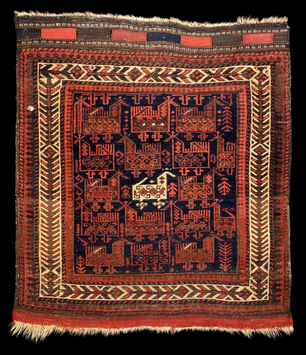 Baluch Khorjin Bird Bag