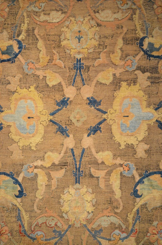 Polonaise Carpet Berlin Museum