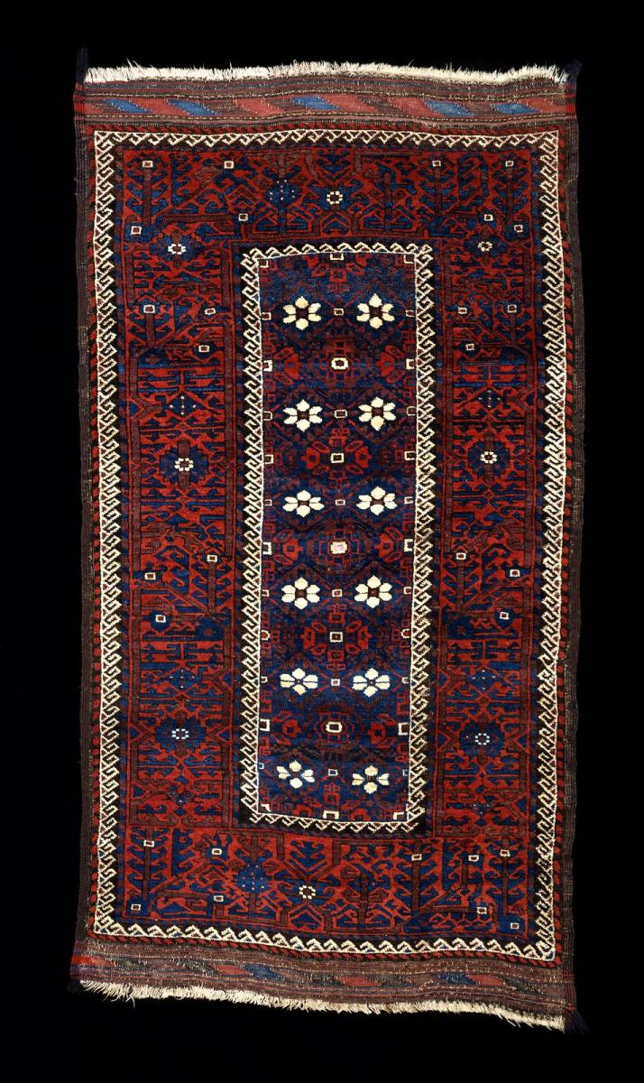Awesome Baluch Rug
