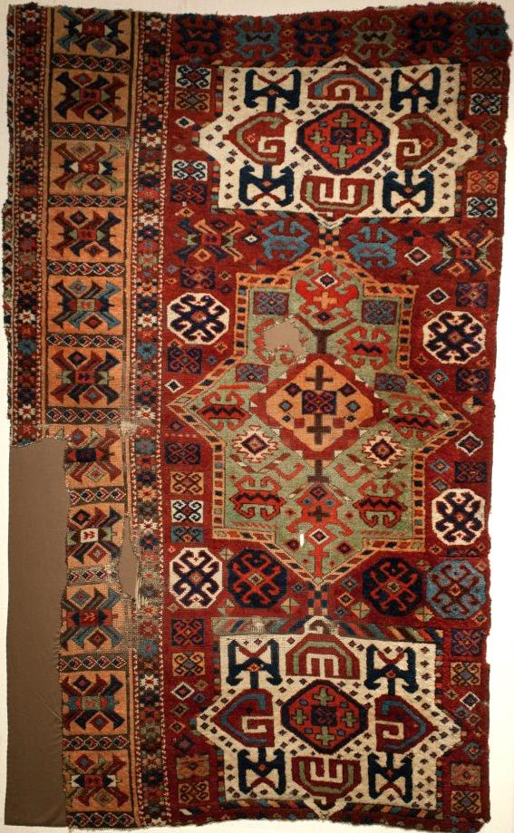 East Anatolian Rug Konya Museum