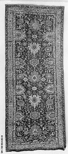 Caucasian harshang carpet