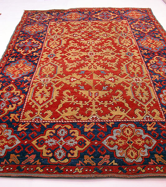 Classical Ottoman Carpets From Anatolia In The