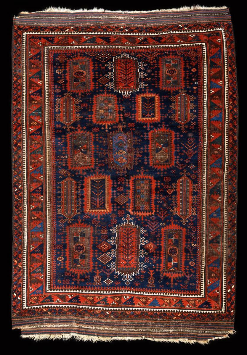 Baluch Rug so-called Yaqub Khani Timuri type