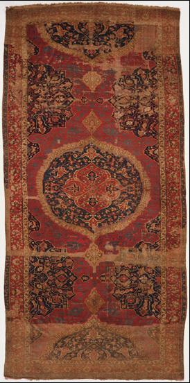 Medallion Ushak Carpet