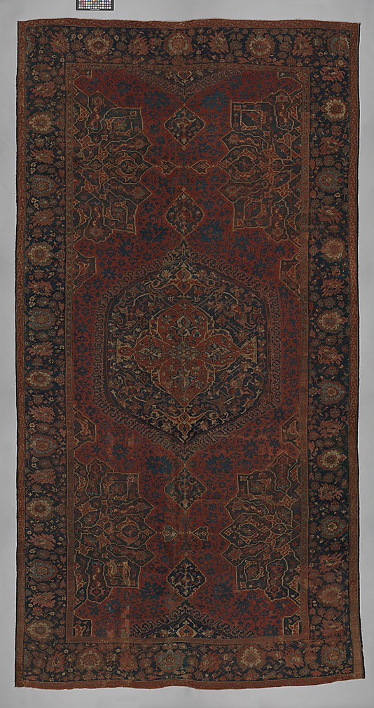 Medallion Ushak Carpet