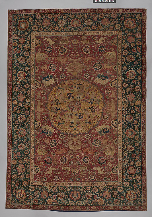 Safavid Herat Carpet