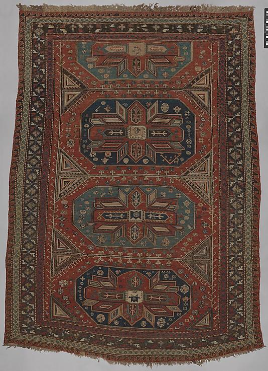 caucasian sumak rug