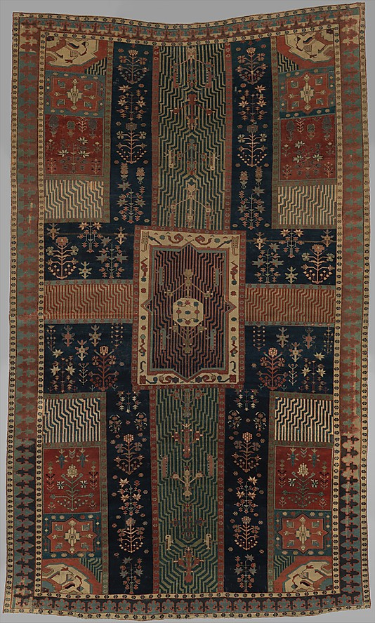 Northwest Persian Garden Carpet