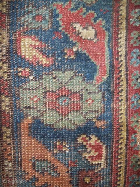 anatolian usak fragment size 115x070