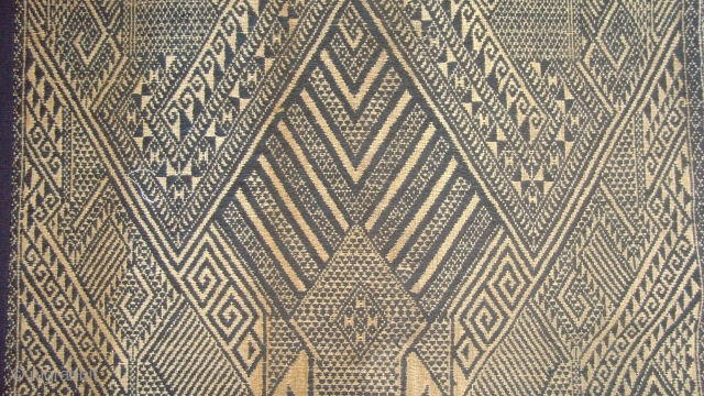 Xam Nuea ceremonial blanket.
