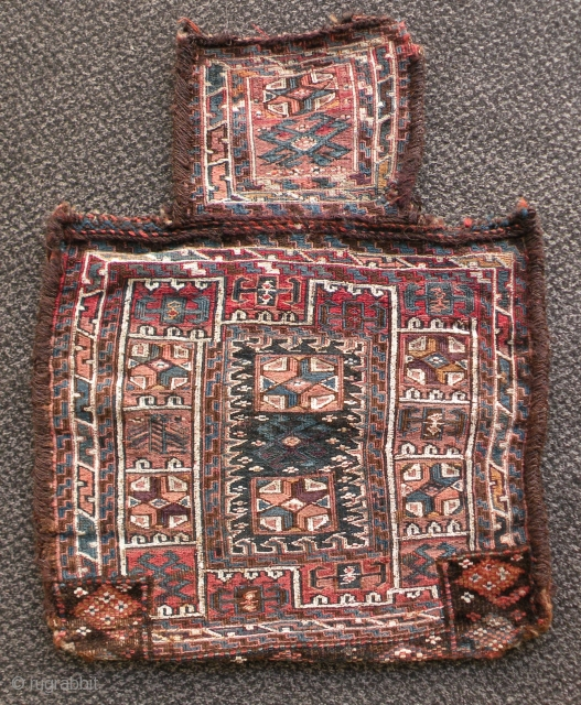 Persian tribal Salt bag, 50x62 cm
