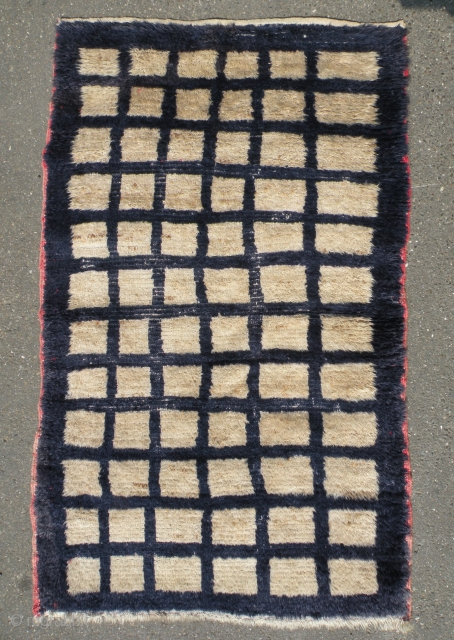 Anatolian Tulu Rug, 95 x 152cm