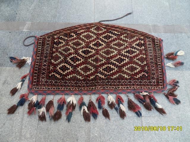 Antique Türkmen Asmalık
