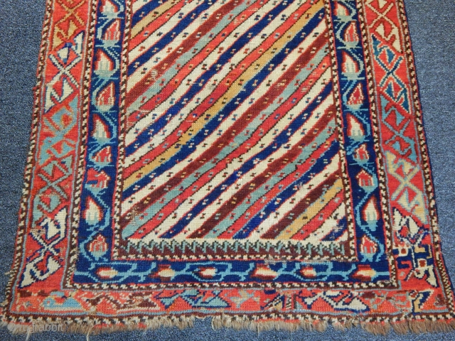 Old Marasali Sirvan Prayer Rug