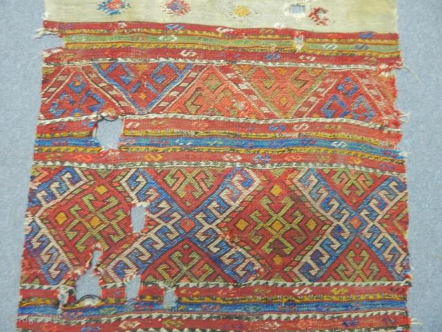 Antique Anatolian Cecim