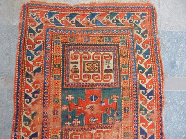 Antique Karaçöp Kazak Rug