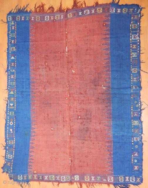 Antique Caucasian Borjalı Sofra  Size.240x160cm