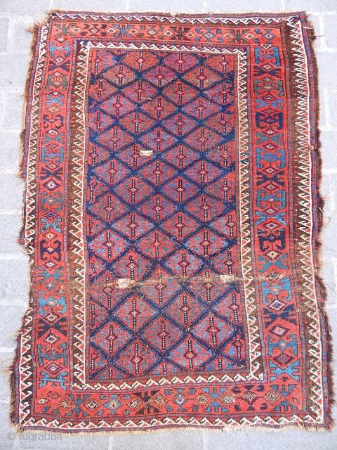 Antique Baluch Rug  size.152x113cm