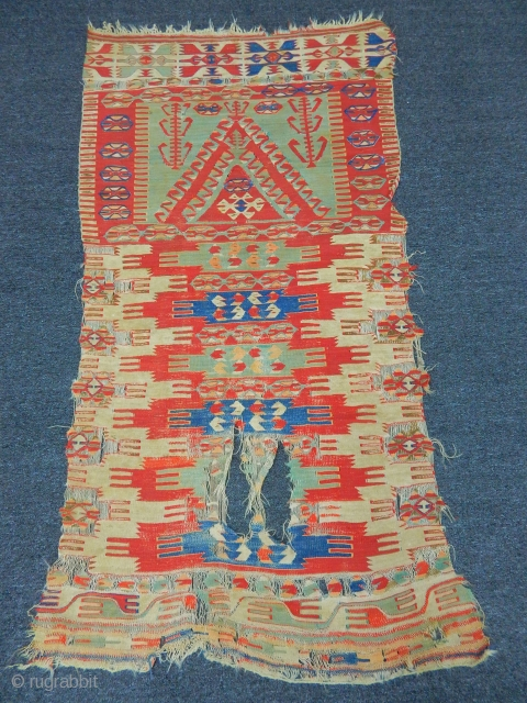Old Anatolian Prayer Kilim