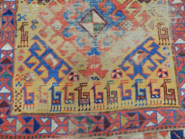 Antique Shasavan Rug