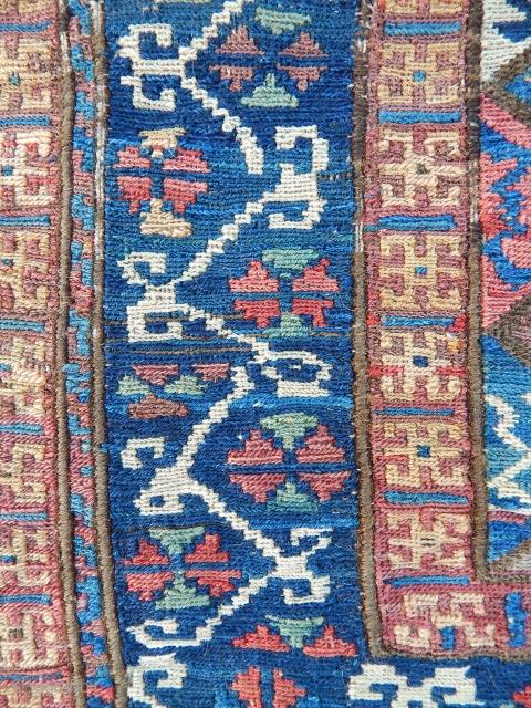 Antique Shahsavan Sumak Bagface