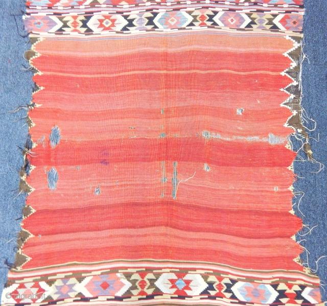 Antique West Anatolian Fethiye Kilim