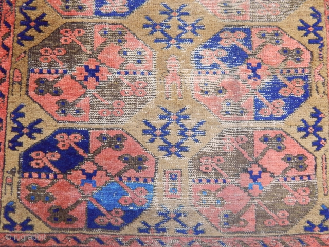 Antique Balucg Rug