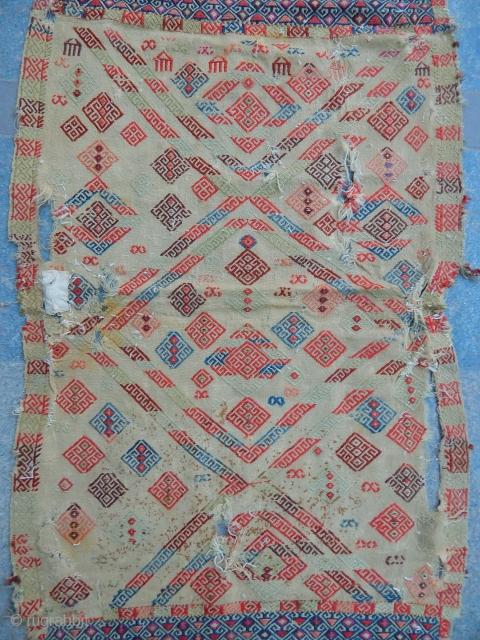 Antique East Anatolian Cecim